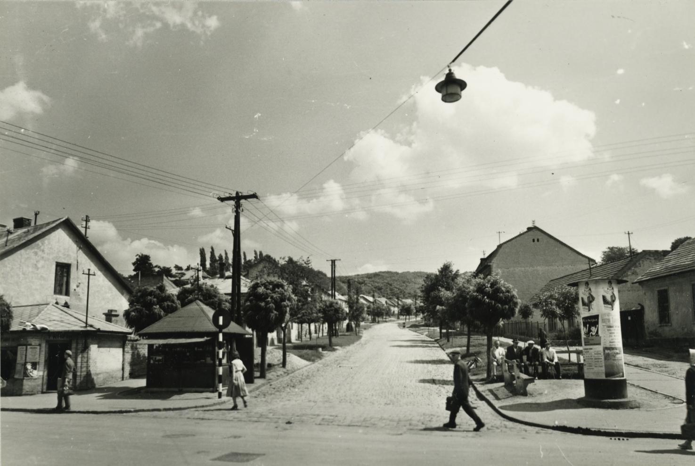 Arany János út Salgótarjánban