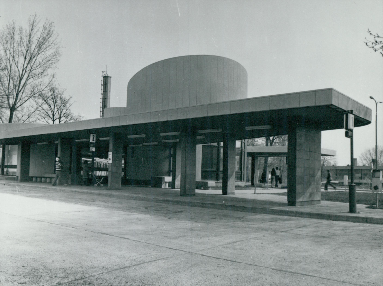 A balatonalmádi autóbusz-pályaudvar