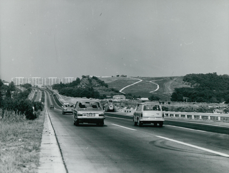 Az M7-es autópálya törökbálinti szakasza