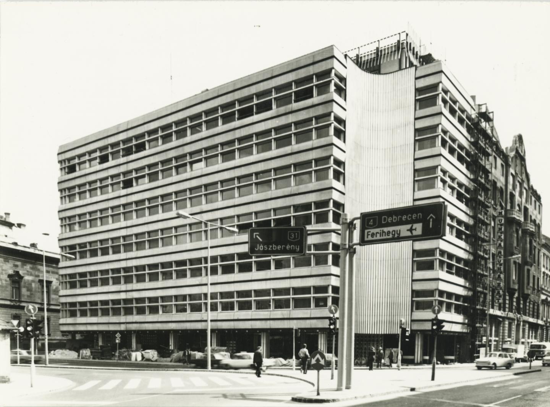 BKV Budapesti Forgalomirányító Központ