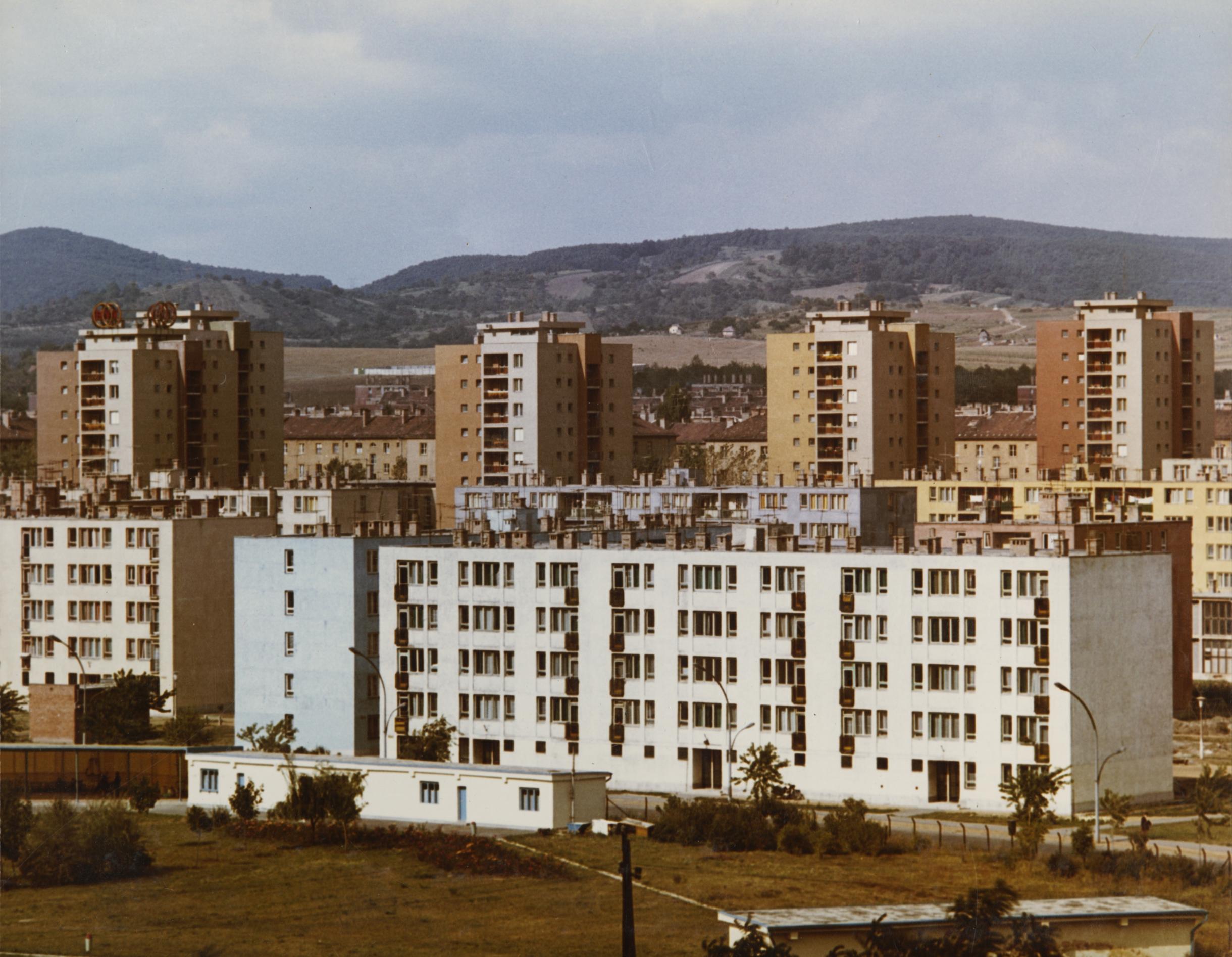 Kazincbarcikai lakótelep