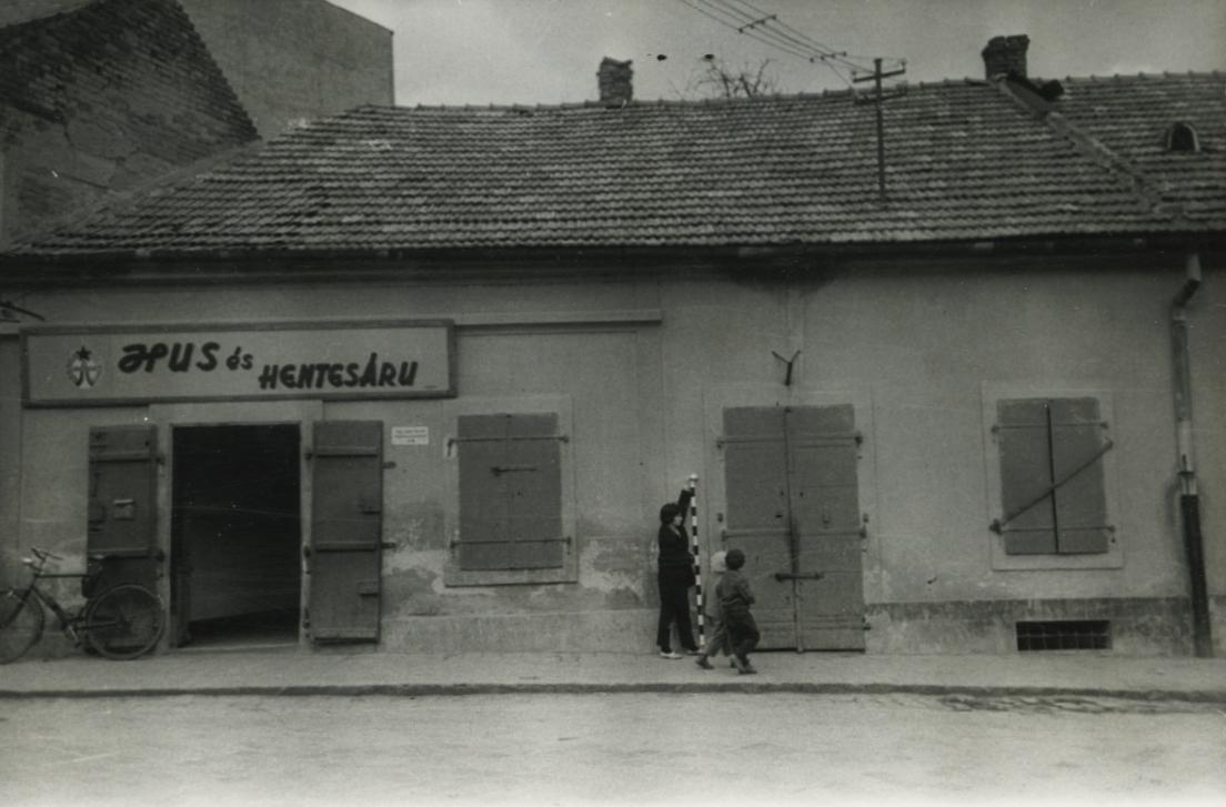 Tokaj, épületvizsgálat