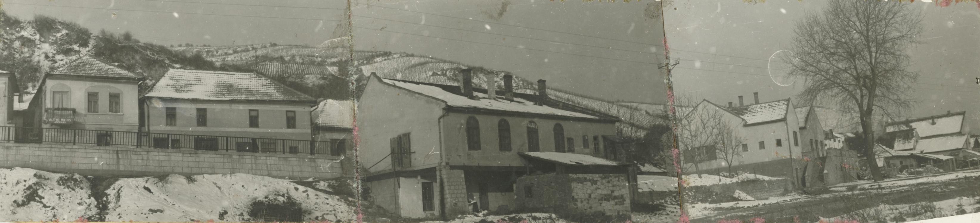 Tokaji panorámakép második fele