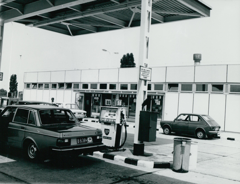 A kecskeméti ÁFOR-BP autószerviz és üzemanyagtöltő állomás