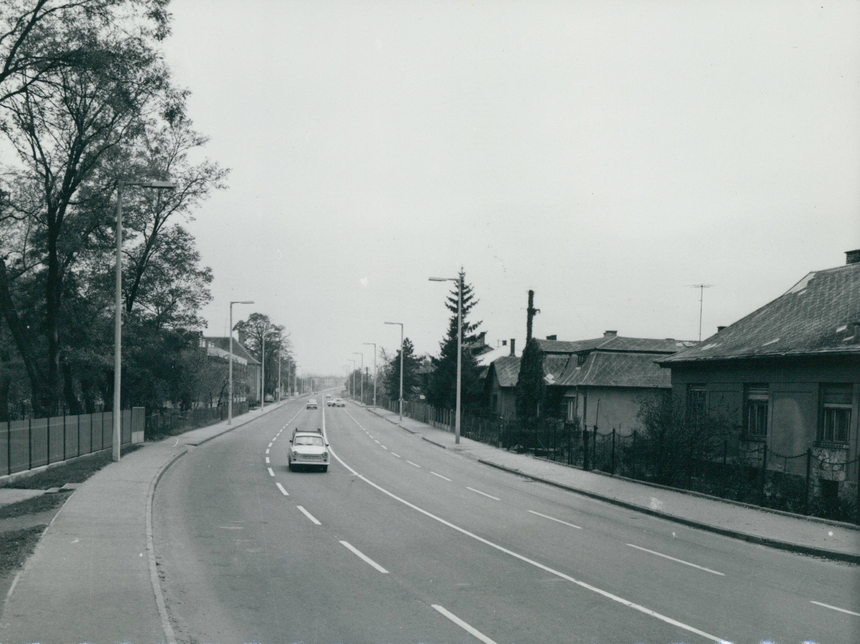 A 4-es főút Debrecenben