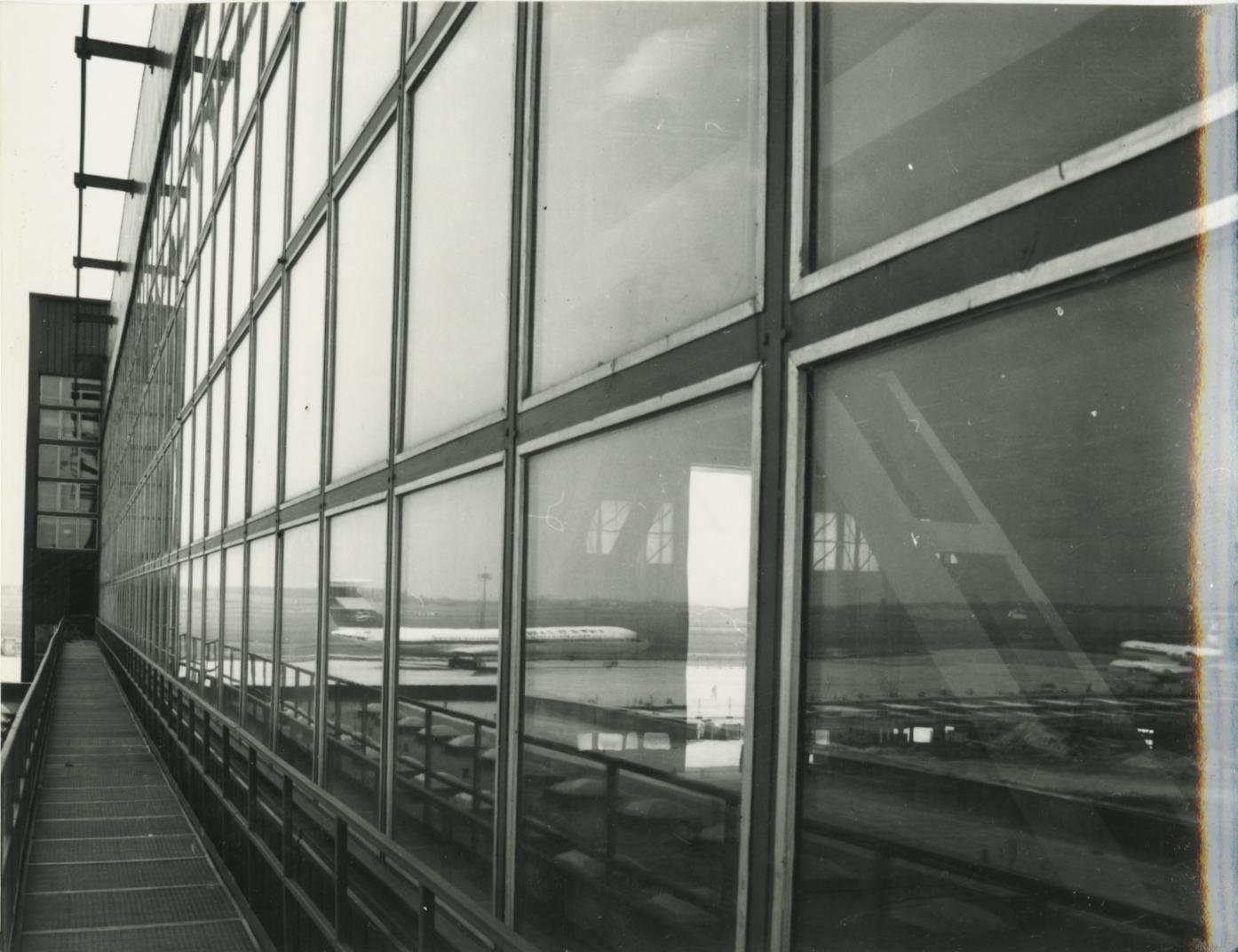 Ferihegyi új hangár építése