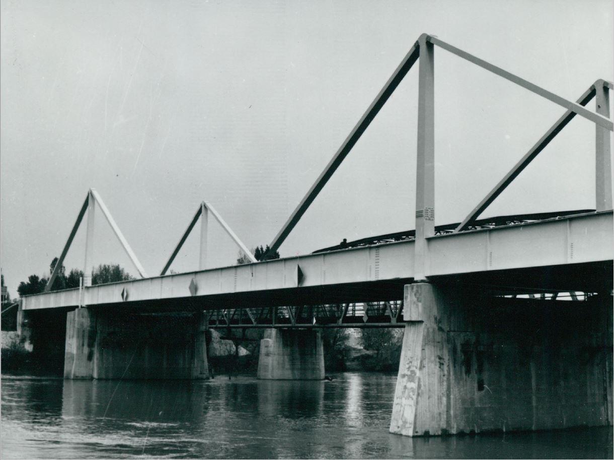 A makói Maros-híd