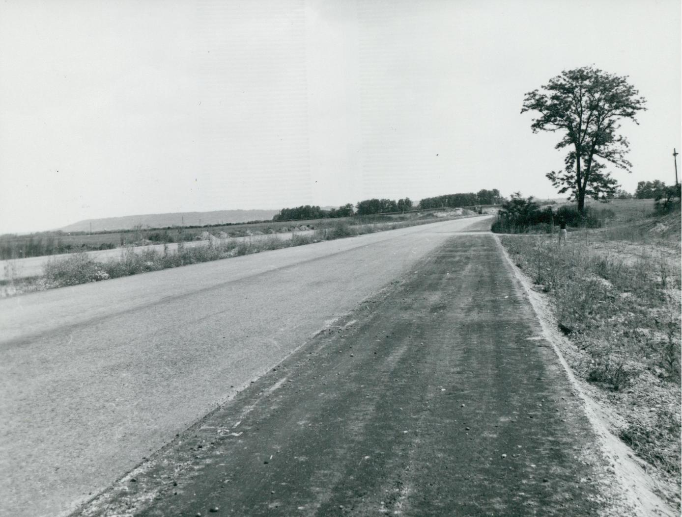 Az épülő M3-as autópálya