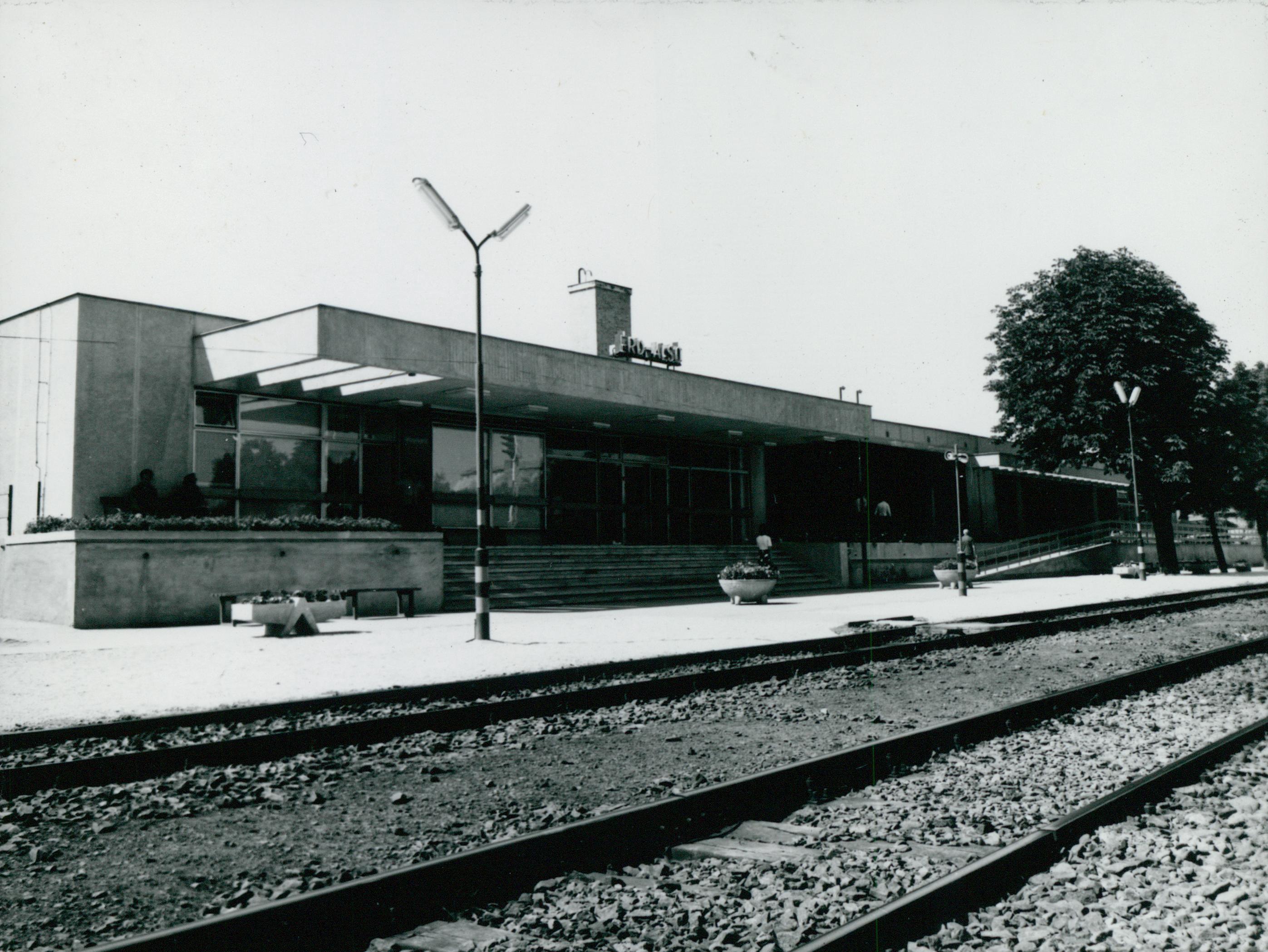 Érd alsó vasútállomás