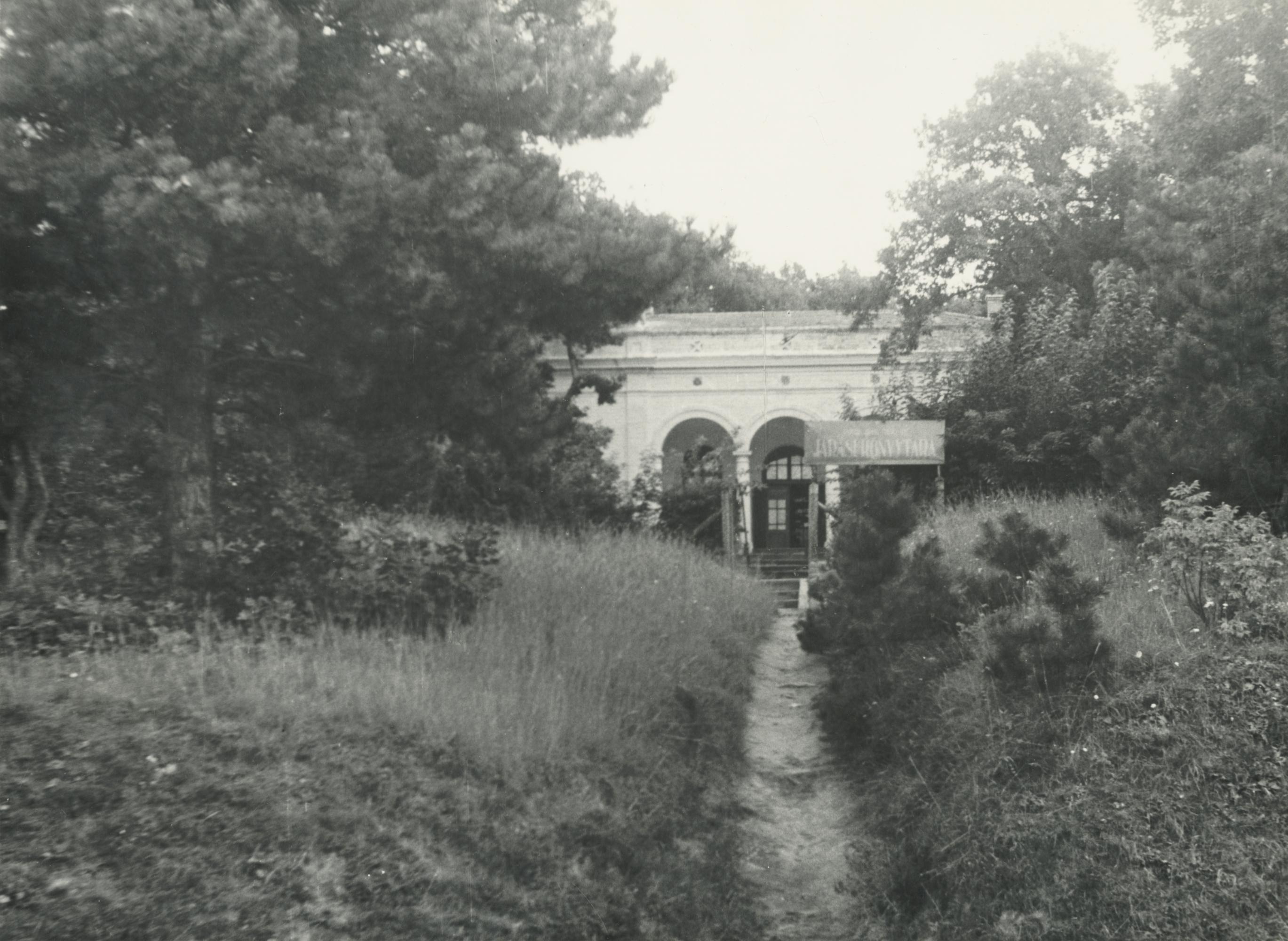 Az egykori Fonyódi Járási Könyvtár
