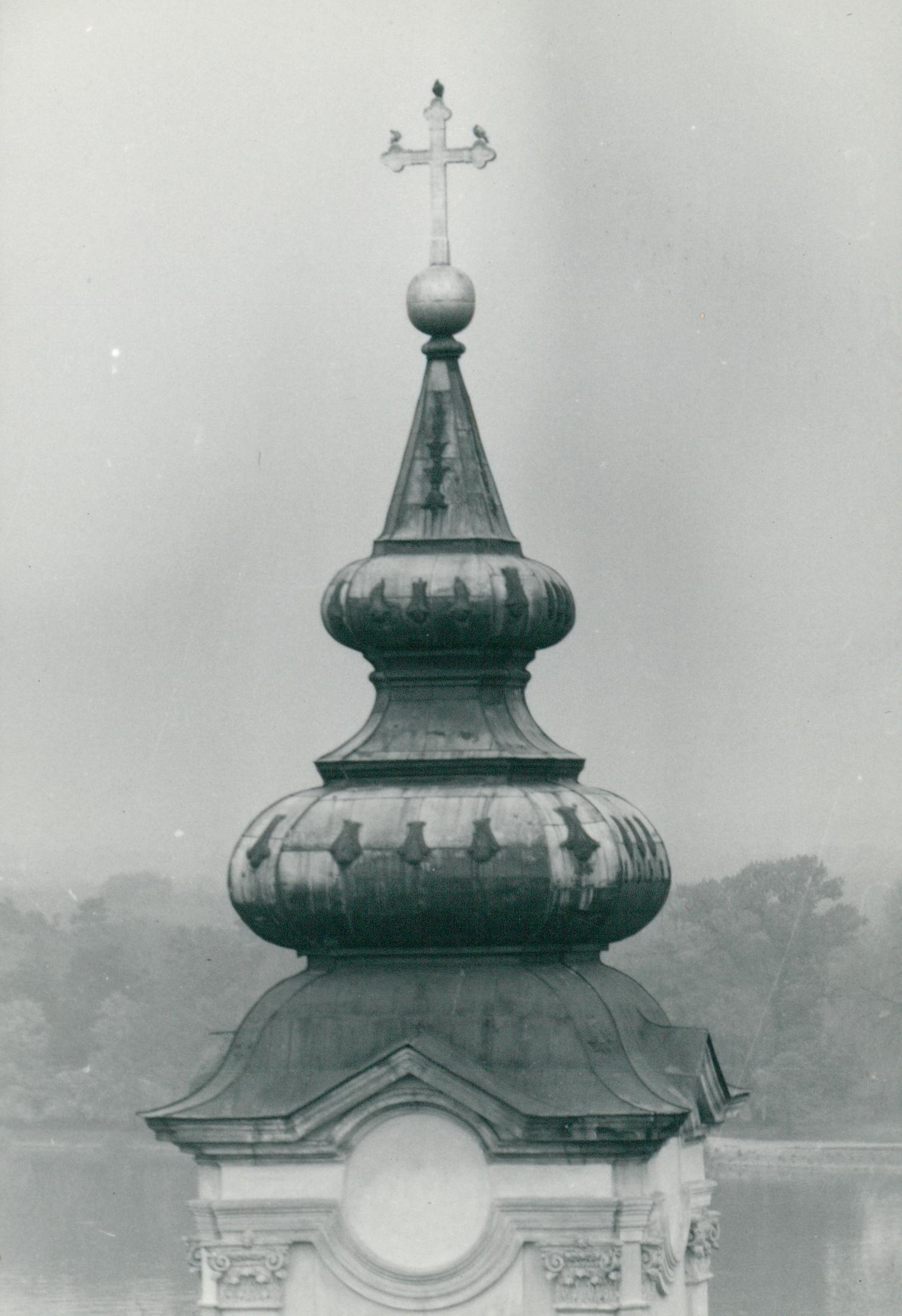Szentendrei templomtorony