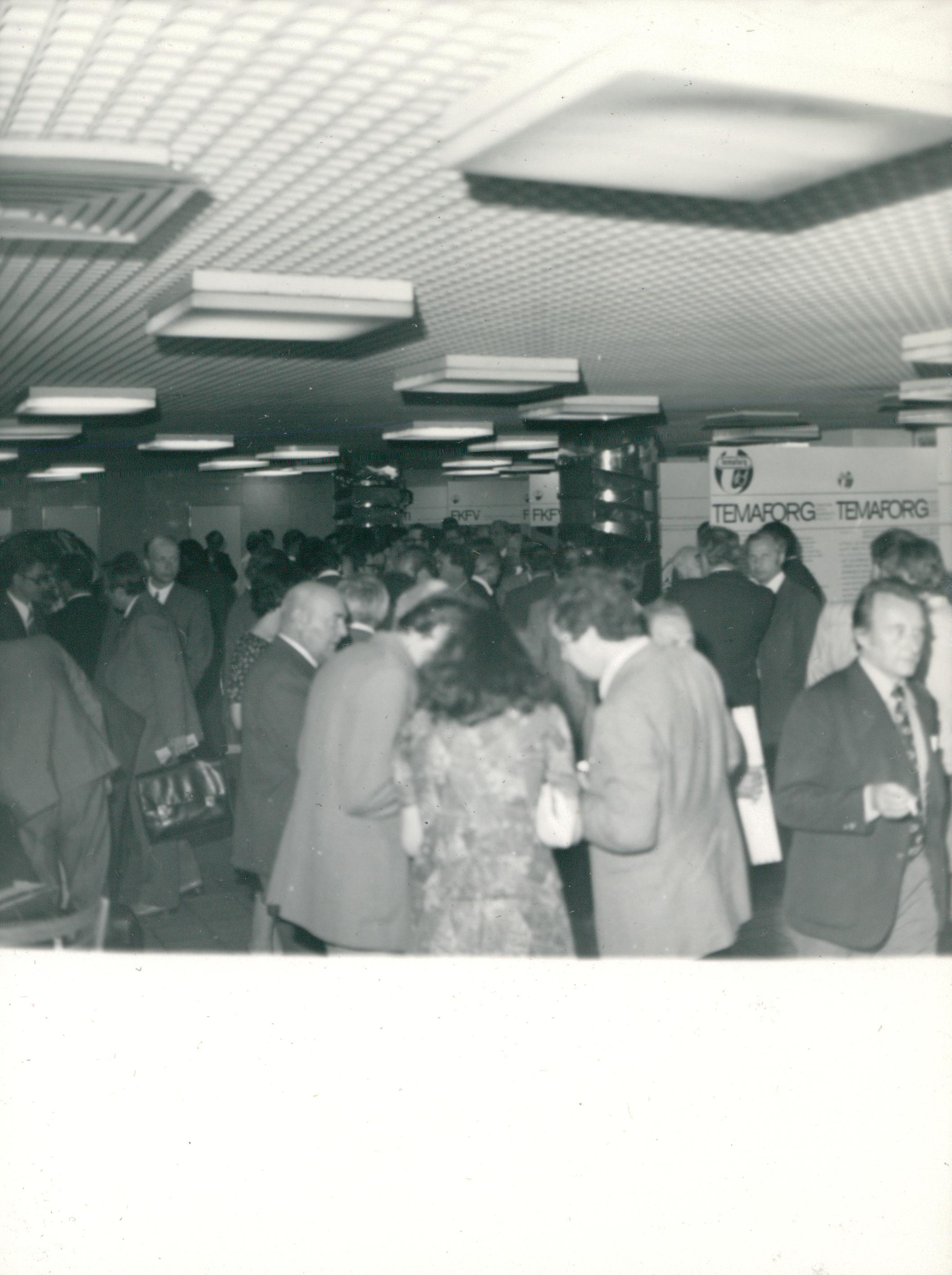 Településtisztasági kiállítás 1979-ben