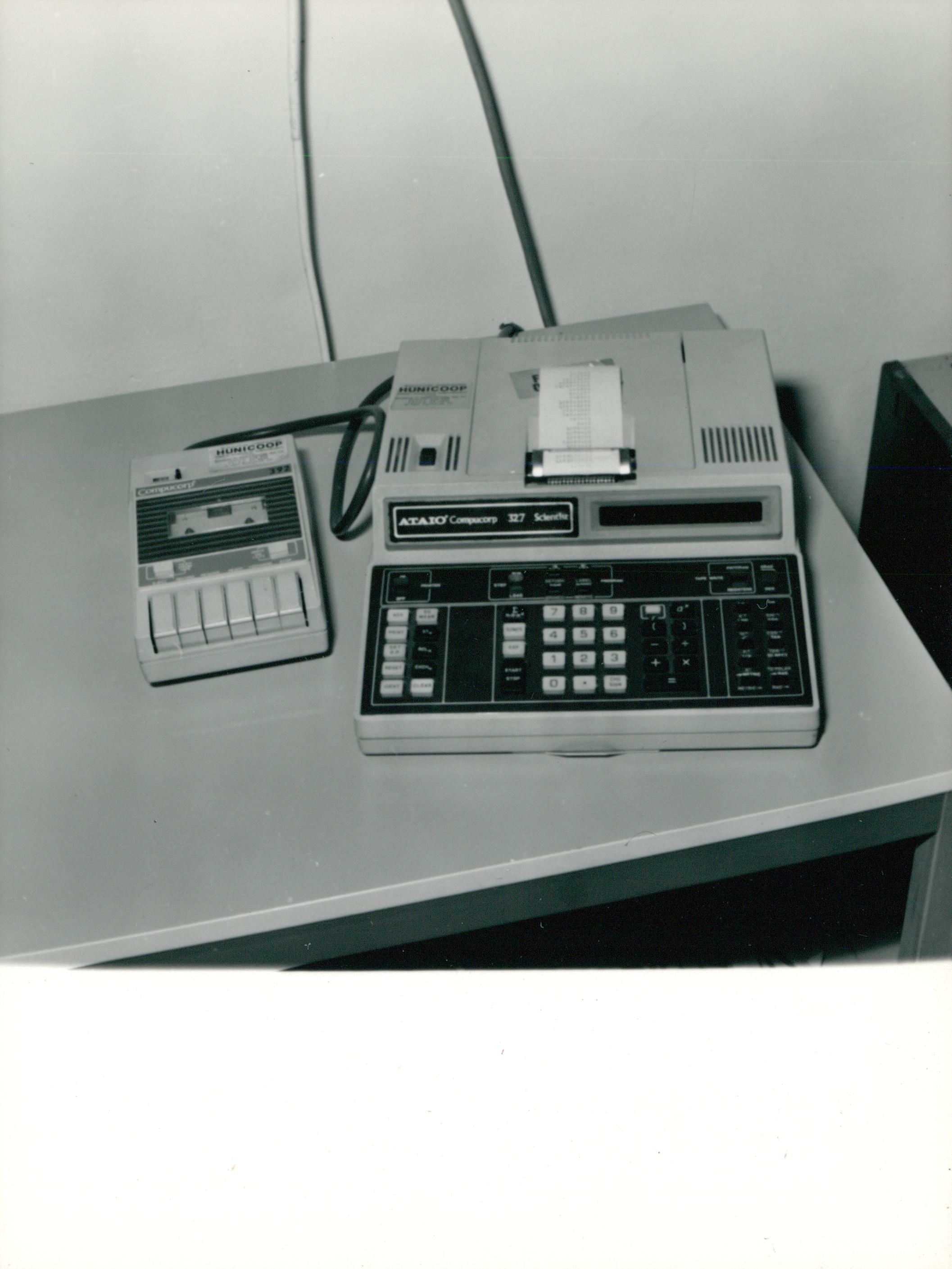 Számítógépszoba az FTI-ben