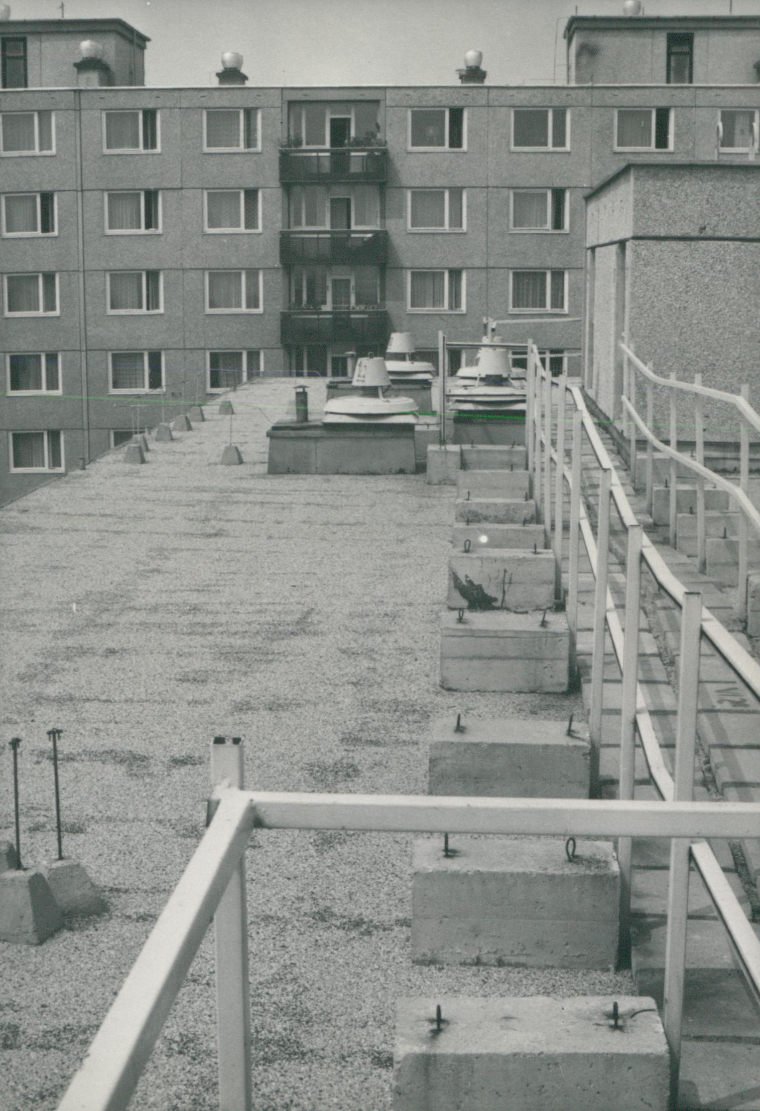 Panelvizsgálat az újpalotai lakótelepen