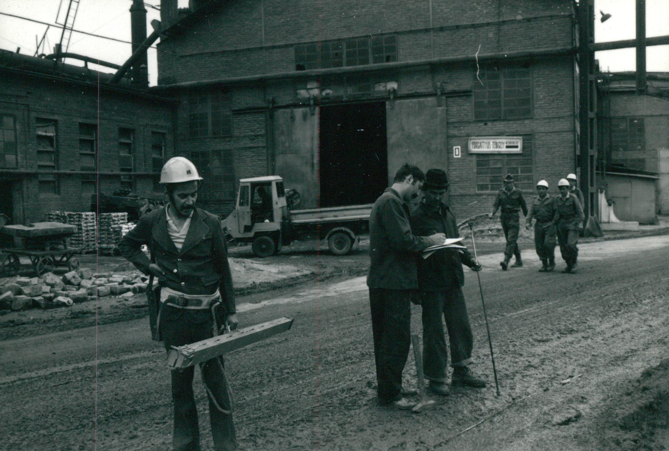 Lenin Kohászati Művek(LKM), Diósgyőr