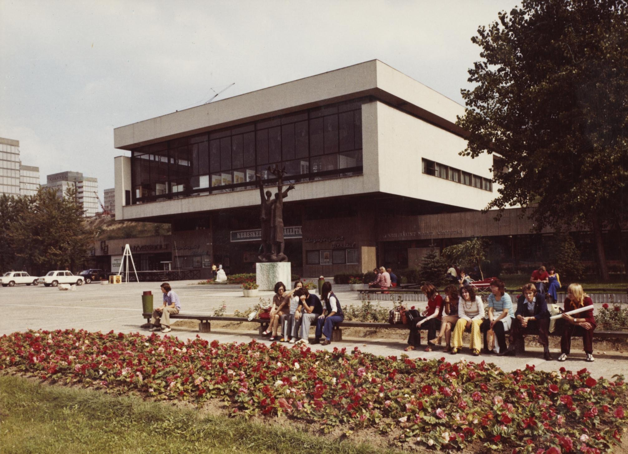 Salgótarján, József Attila Művelődési Központ