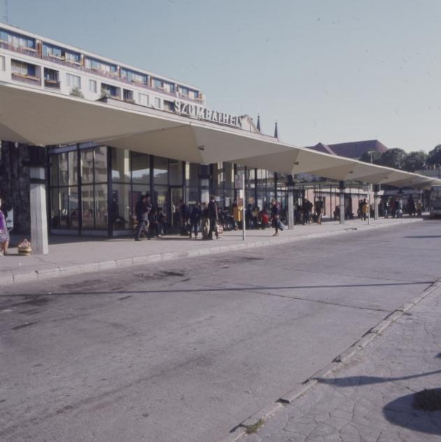 A szombathelyi autóbusz-pályaudvar
