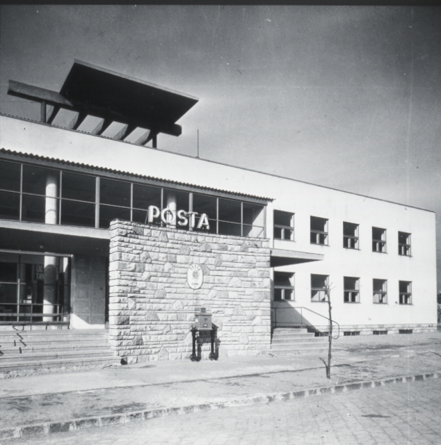A Csepeli Posta épülete