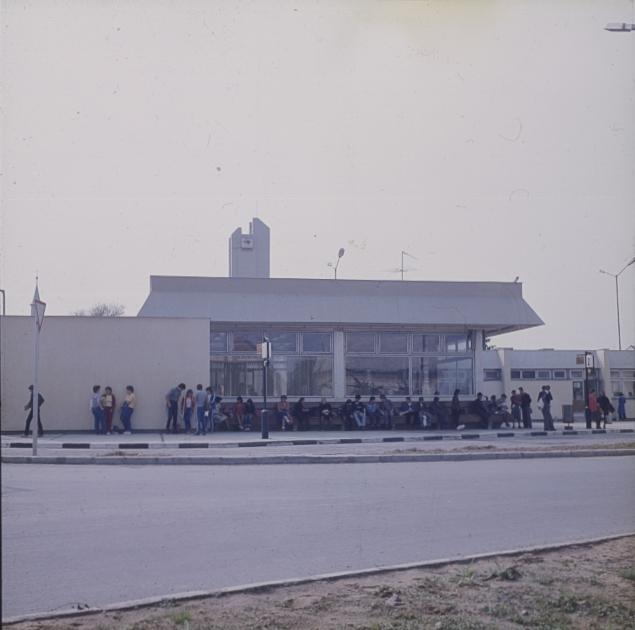 A fehérgyarmati autóbusz-pályaudvar