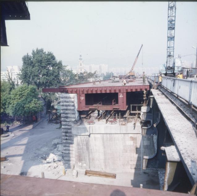 Árpád híd bővítése