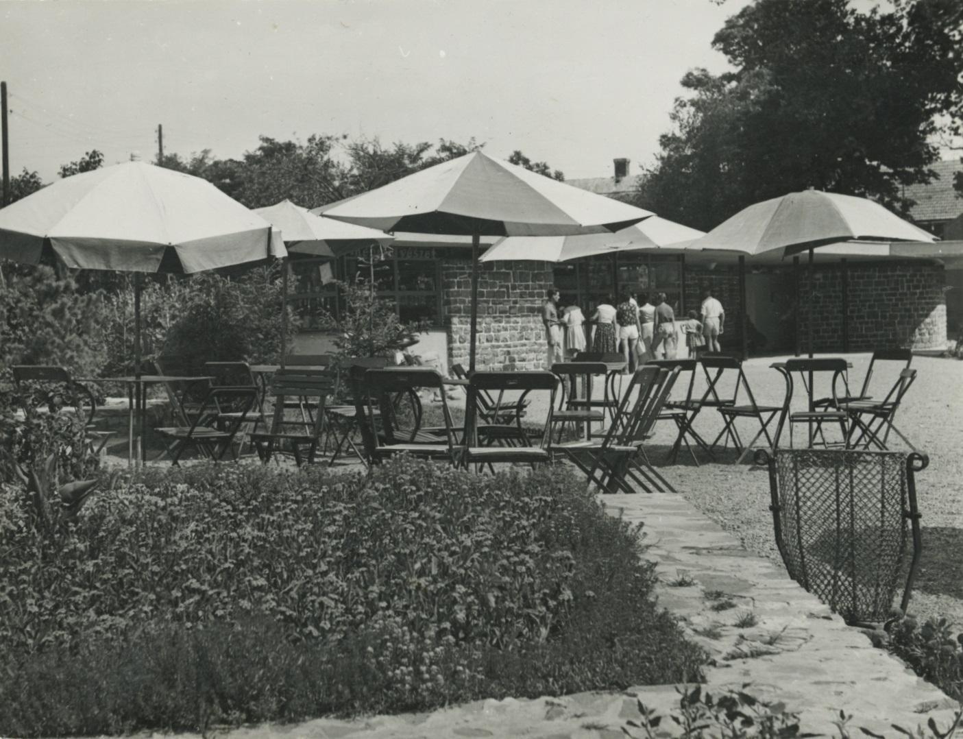 Badacsony üdülőközpontja