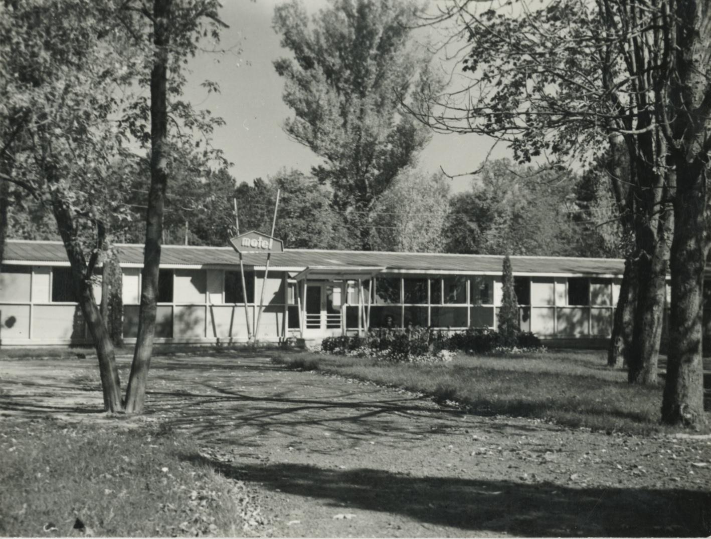 A keszthelyi Motel