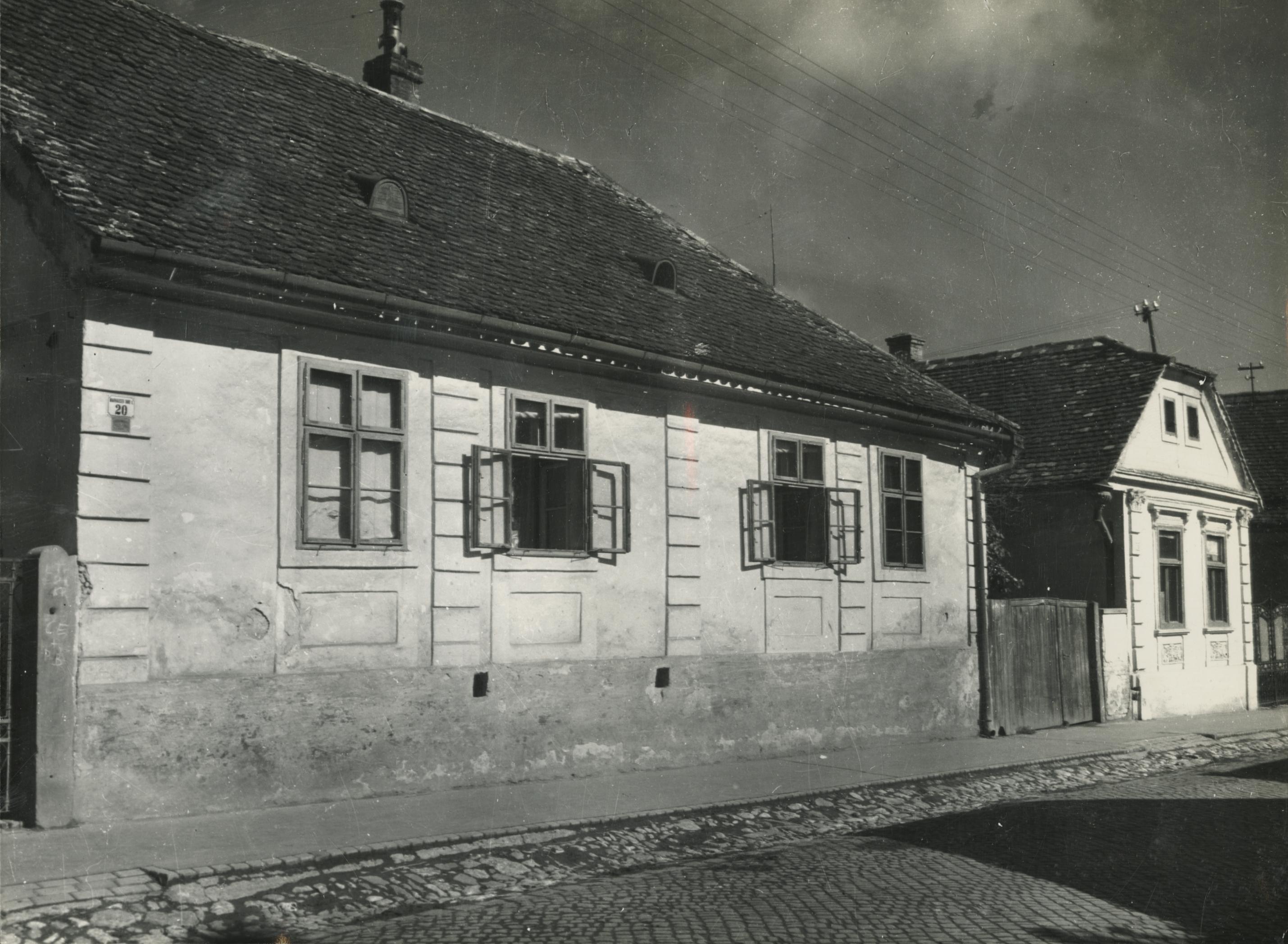 Bonyhád, Bajcsy-Zsilinszky utca 20. számú épület