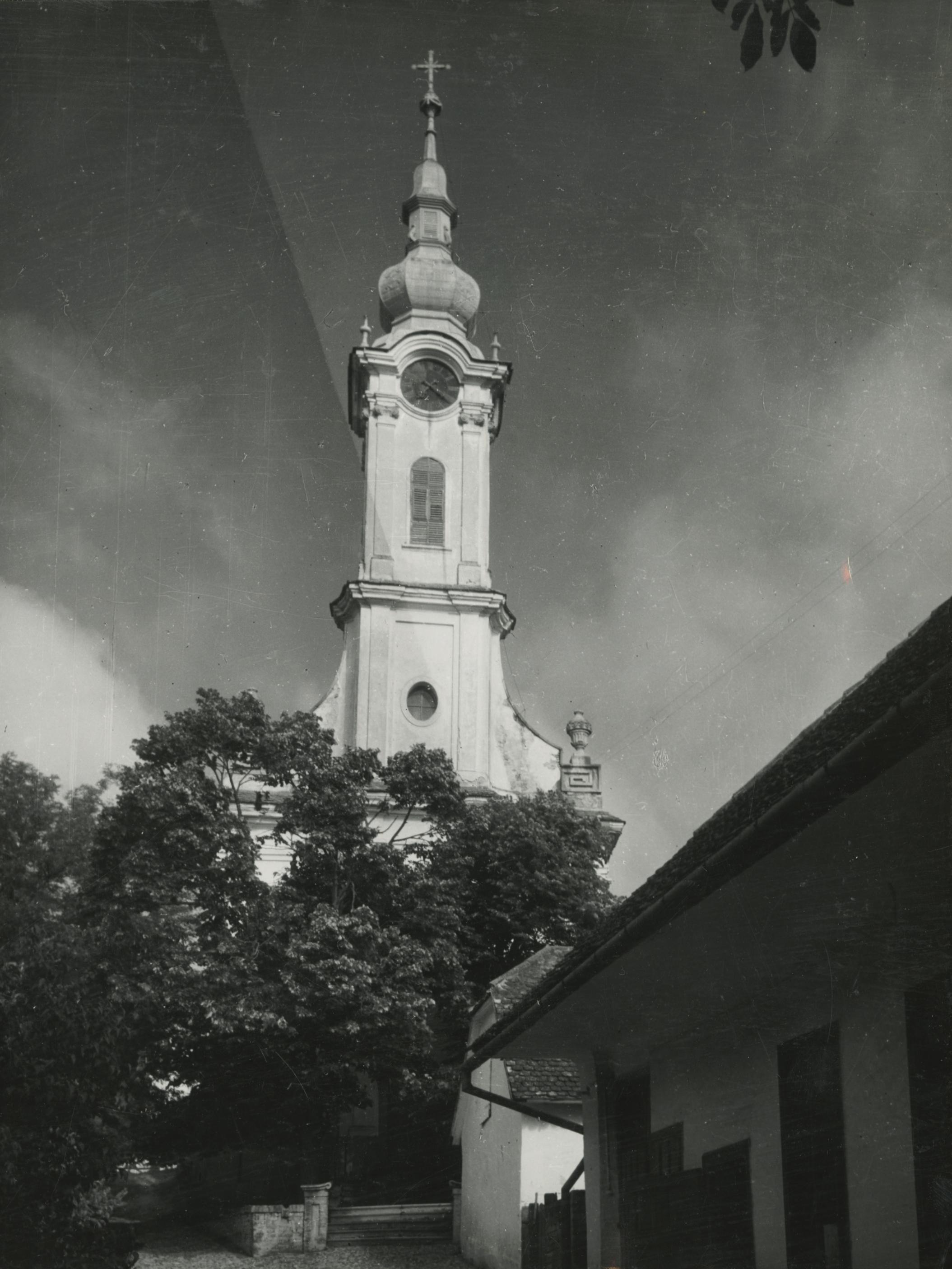 Bonyhád, evangélikus templom
