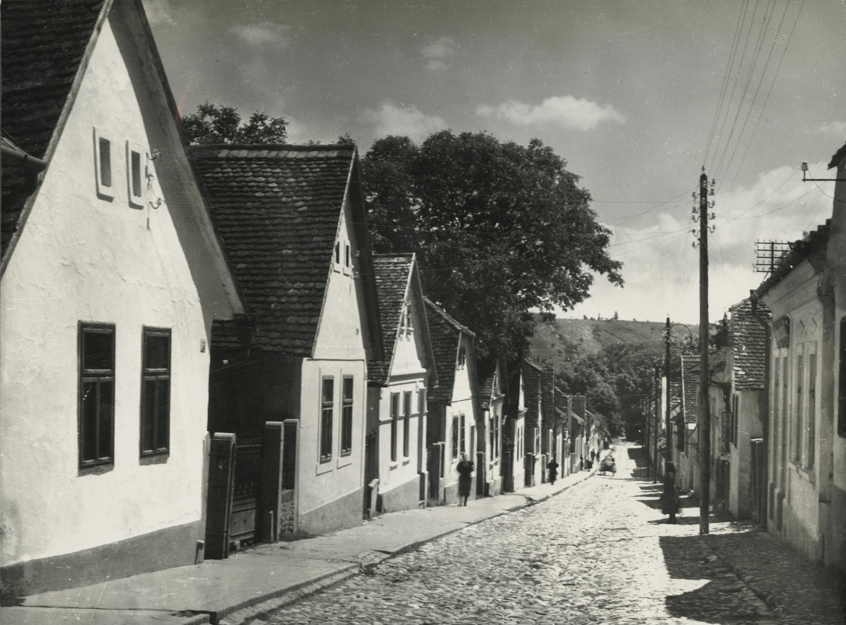Bonyhád, József Attila utca