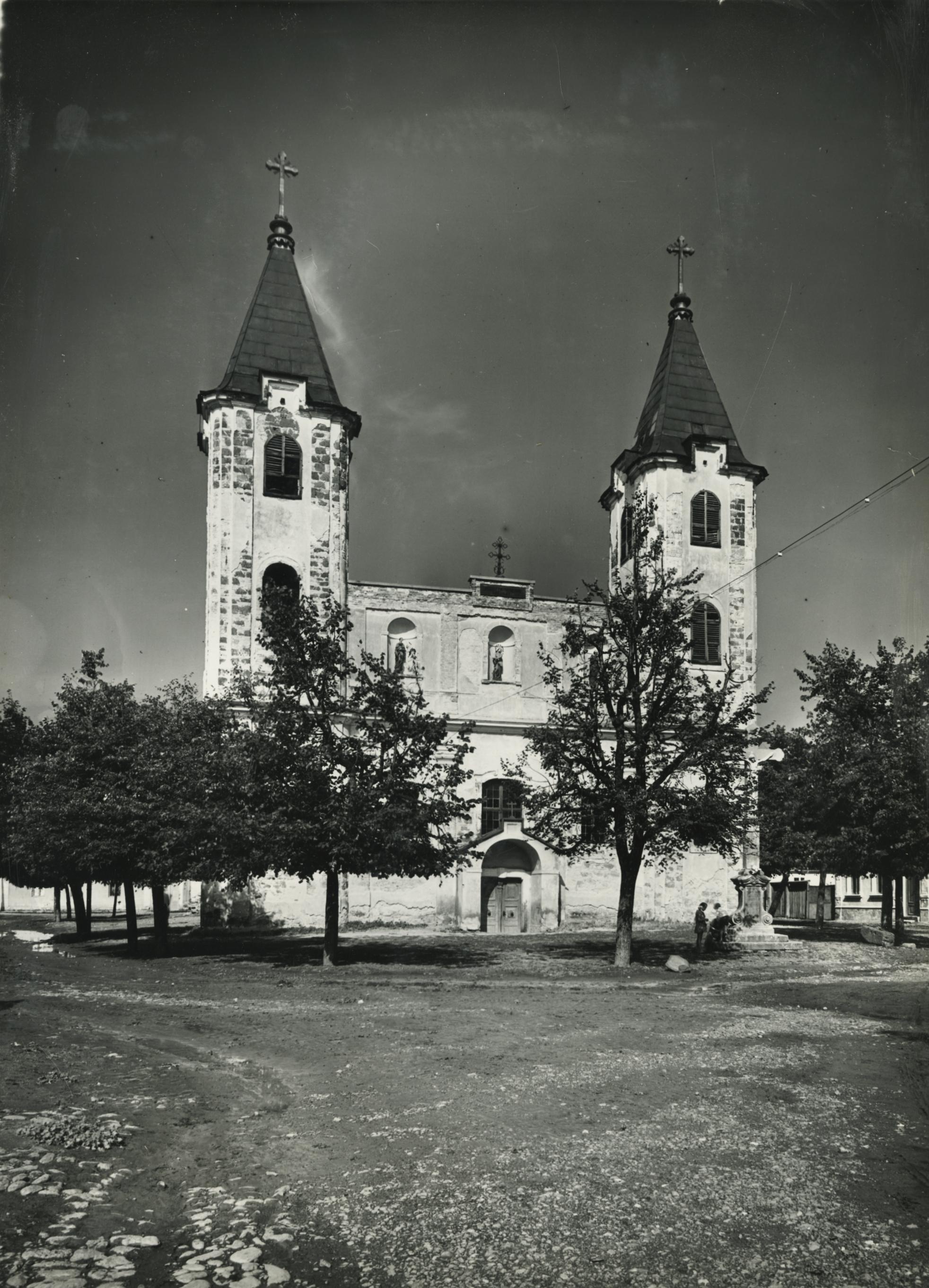 A gyöngyösi Szent Orbán-templom