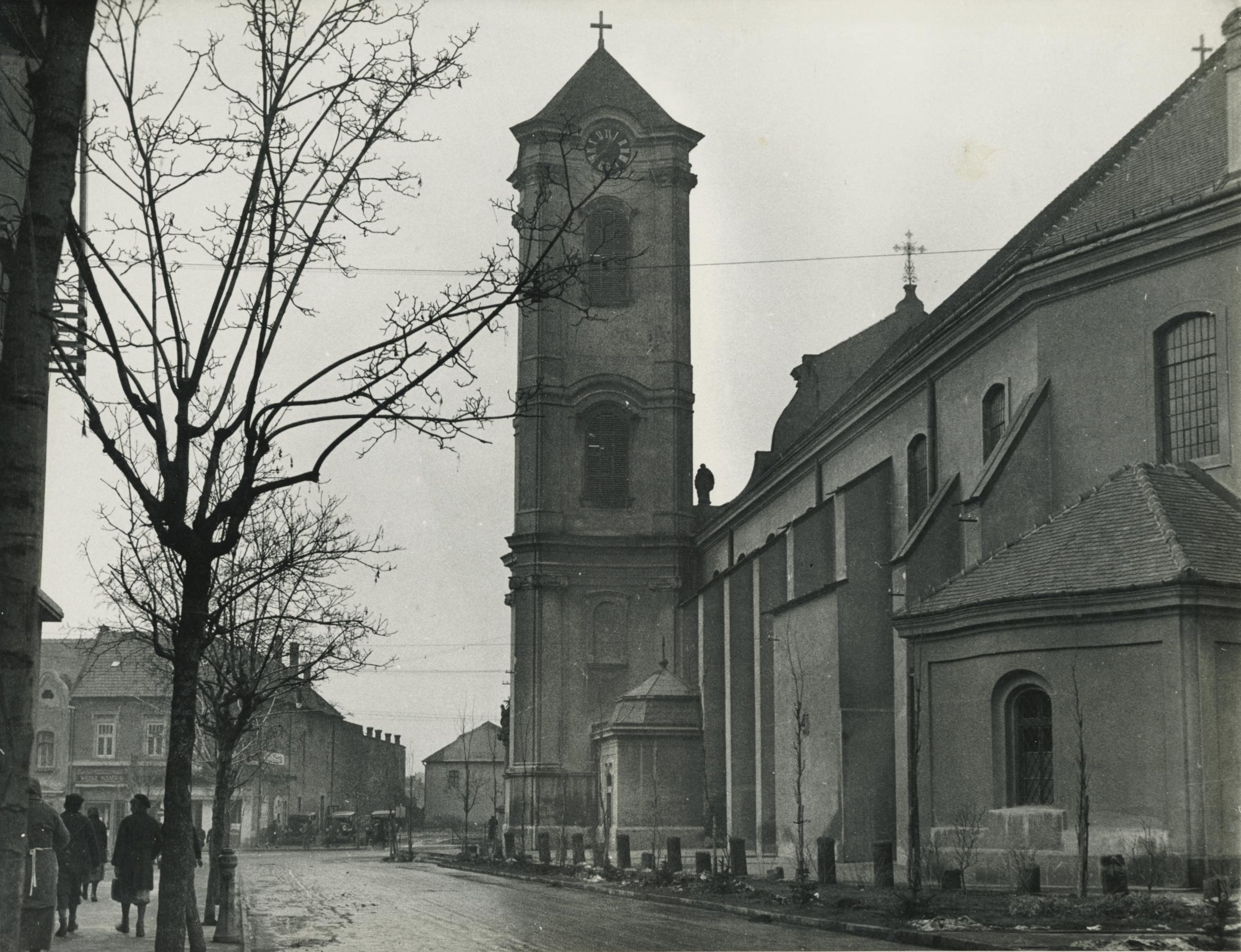 A gyöngyösi Szent Bertalan-templom