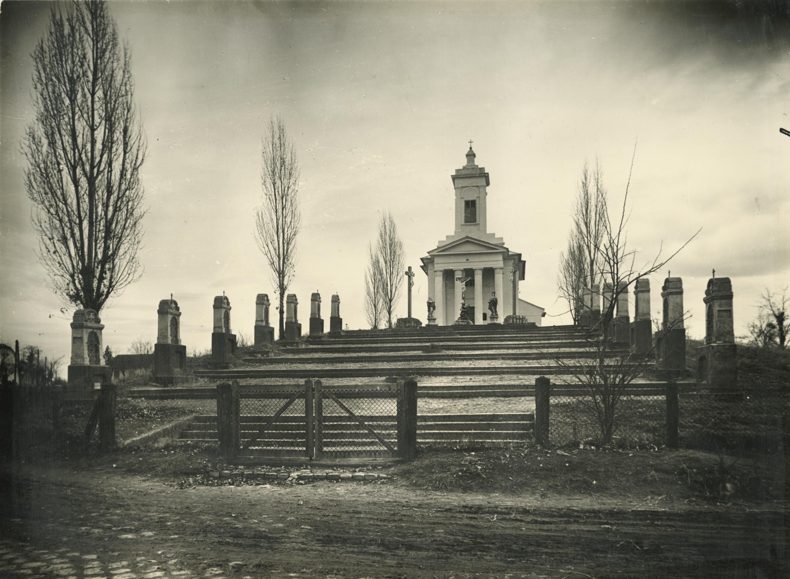 Kálvária-kápolna Baján