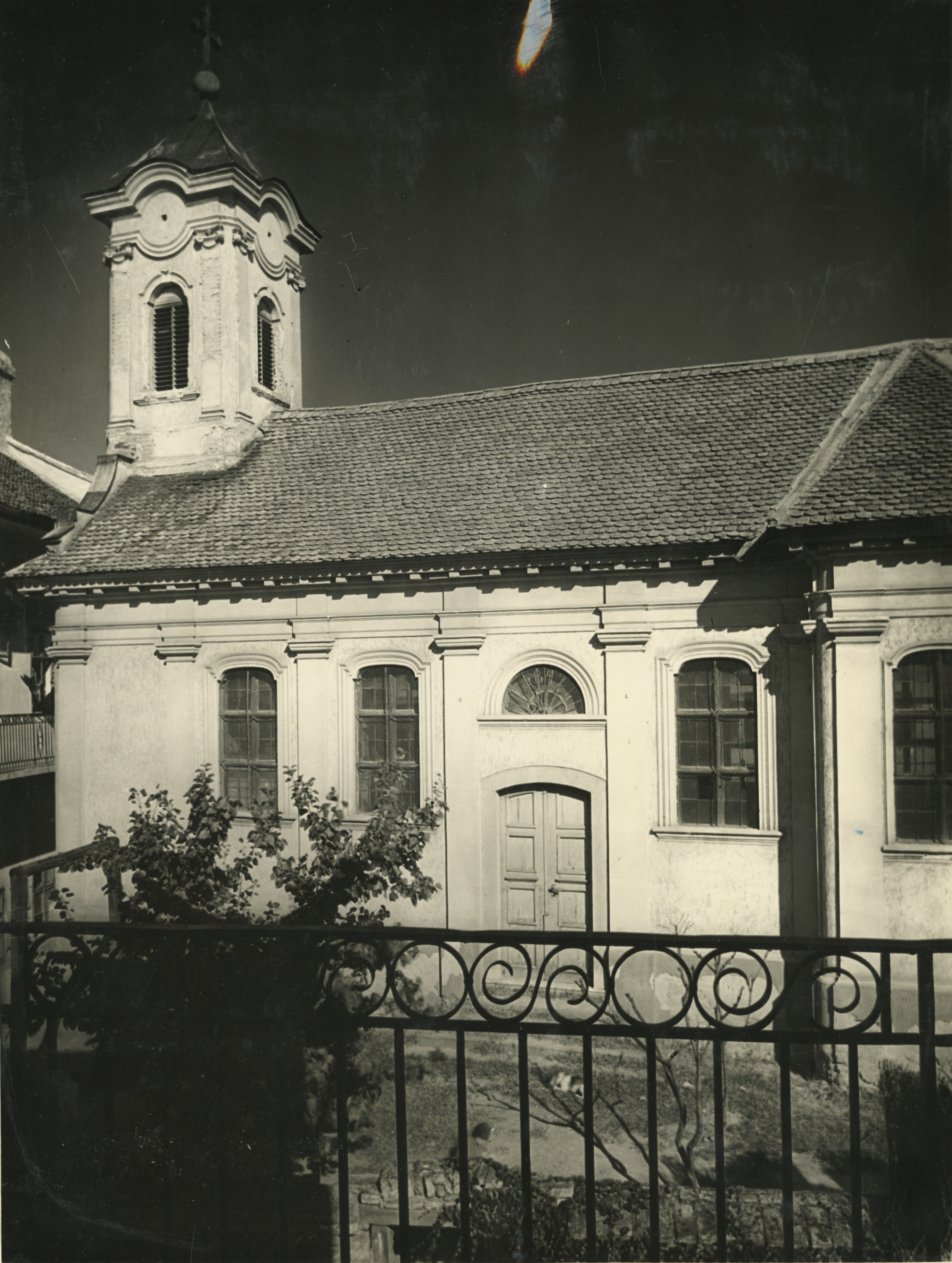 Görögkeleti szerb templom Baján