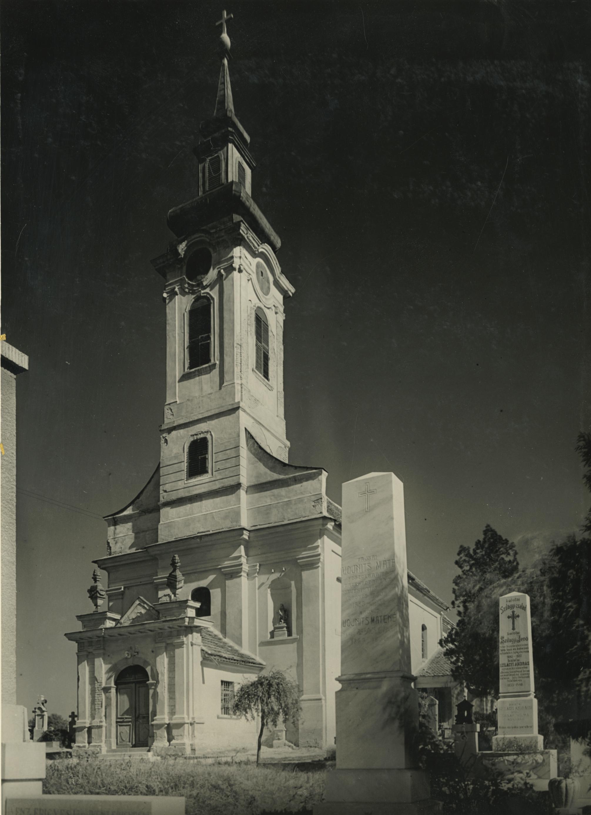 A bajai Szent Rókus-kápolna
