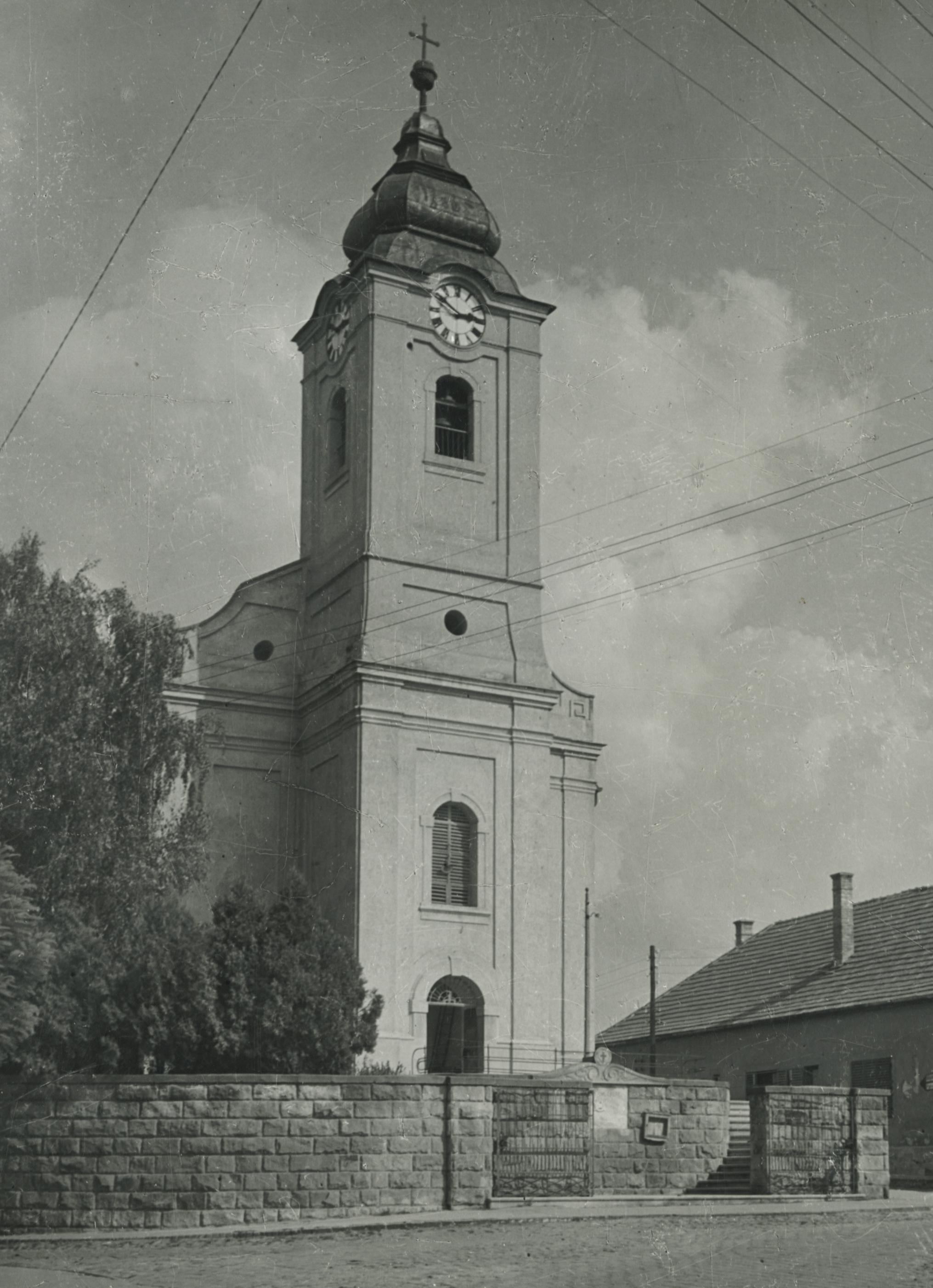 A balassagyarmati Kossuth utcai evangélikus templom