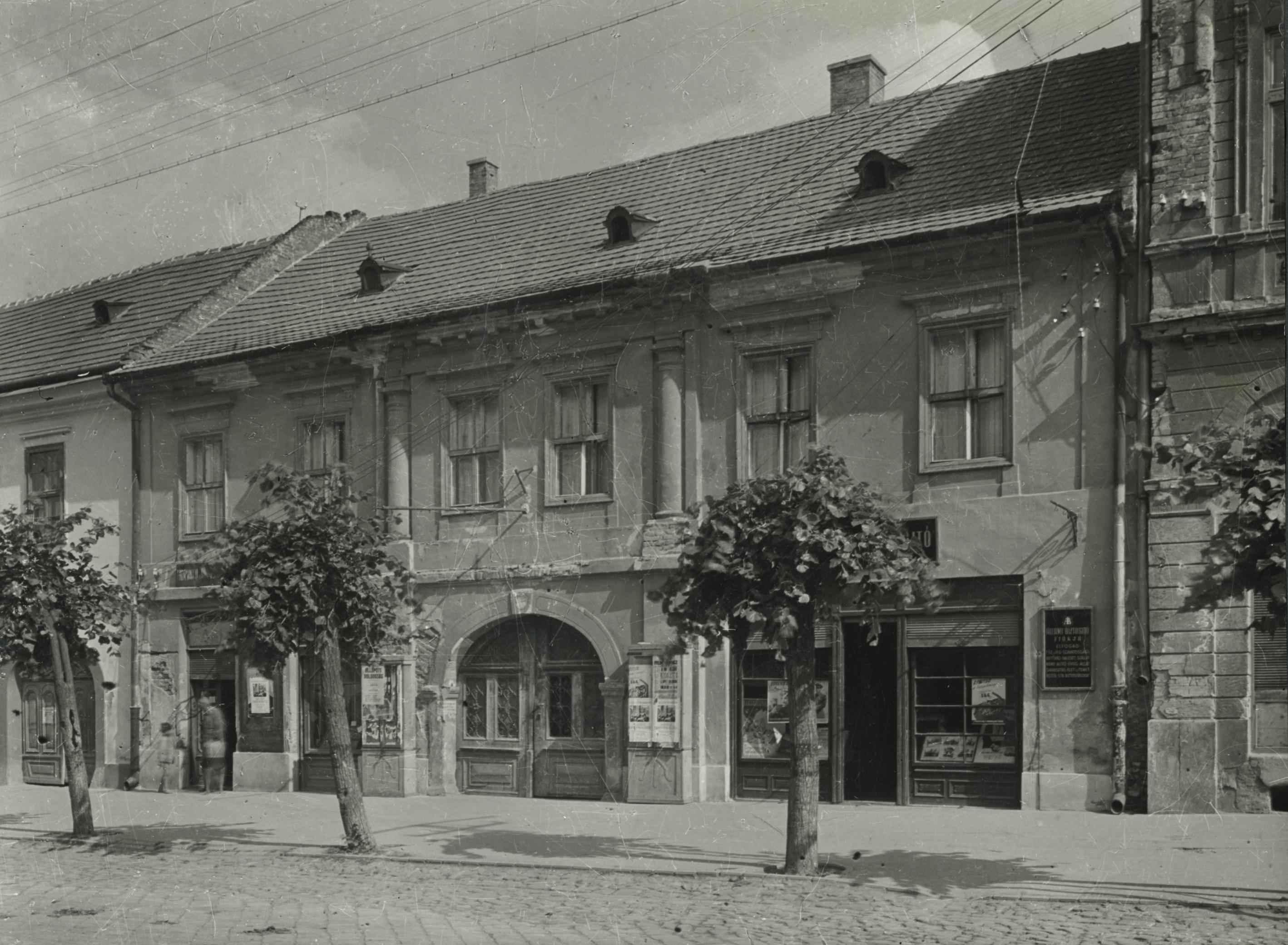 A balassagyarmati Rákóczi fejedelem út 37. szám alatti lakóház