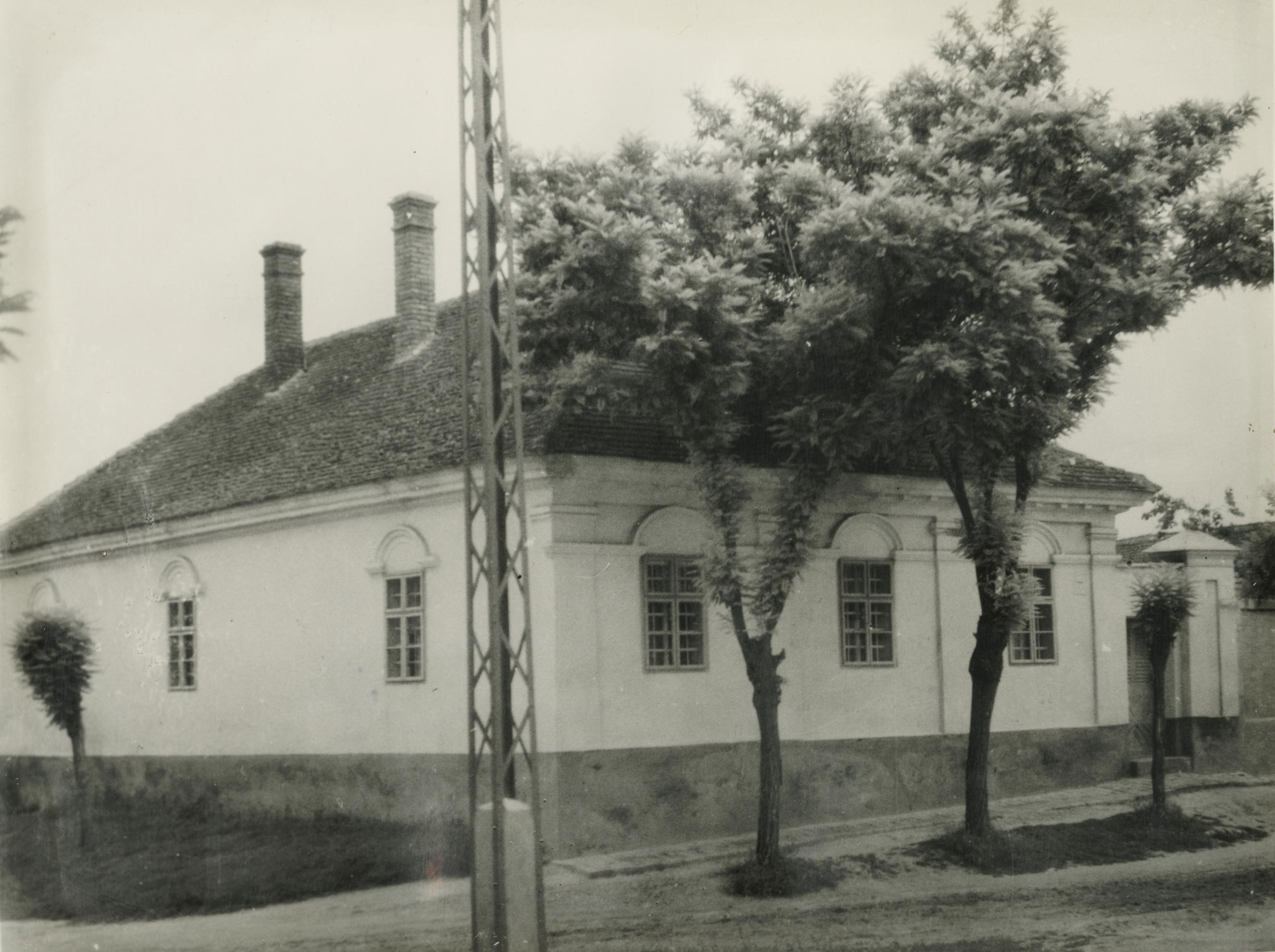 Nagykőrös, Petőfi utca 3. szám alatti lakóház