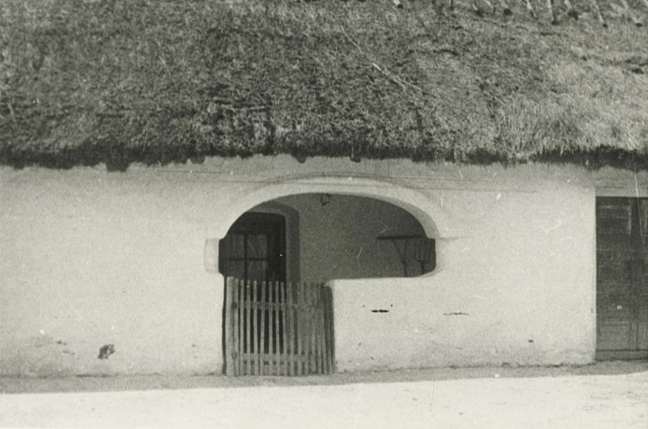 A diszeli Szentháromság tér 6. szám alatti lakóház