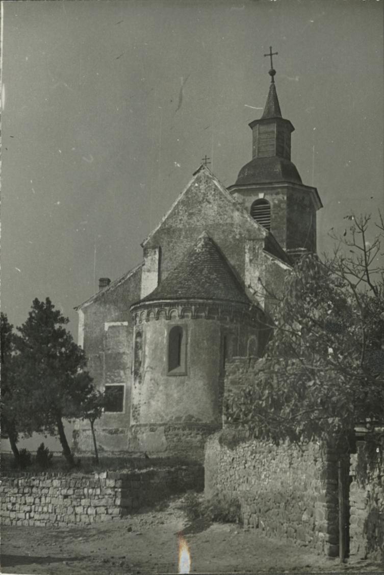 A felsőörsi római katolikus templom