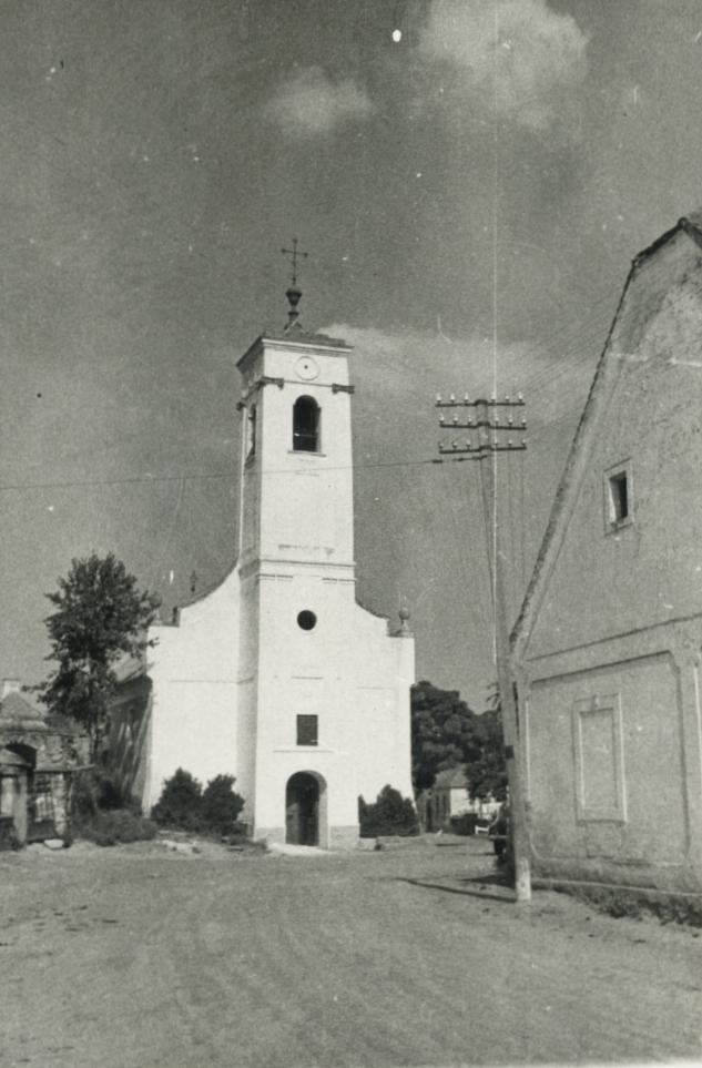A kapolcsi evangélikus templom