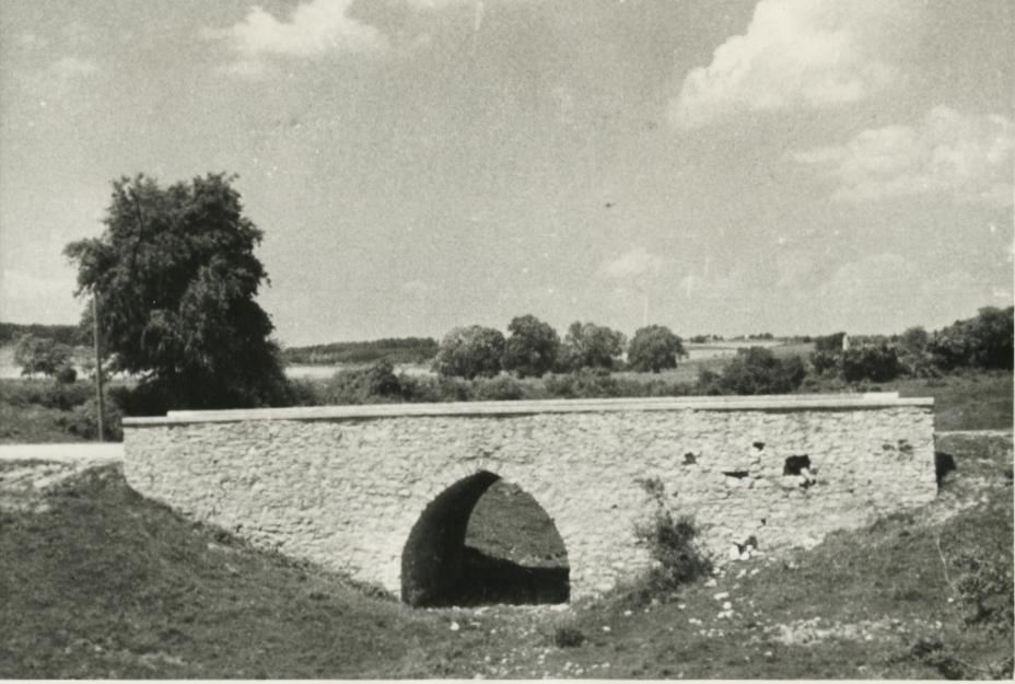 Kőhíd Kisdörgicsén