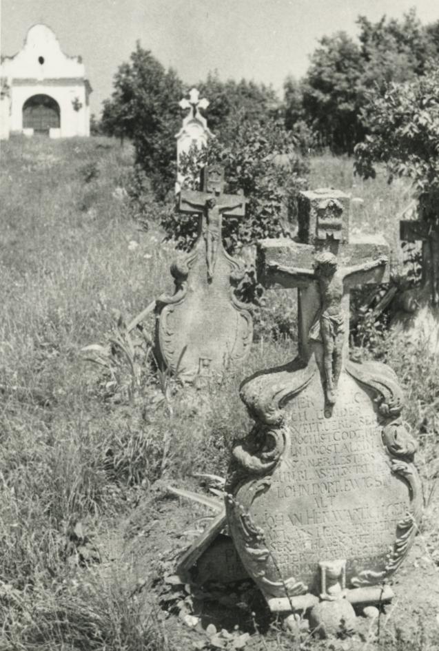 A barnagi temető