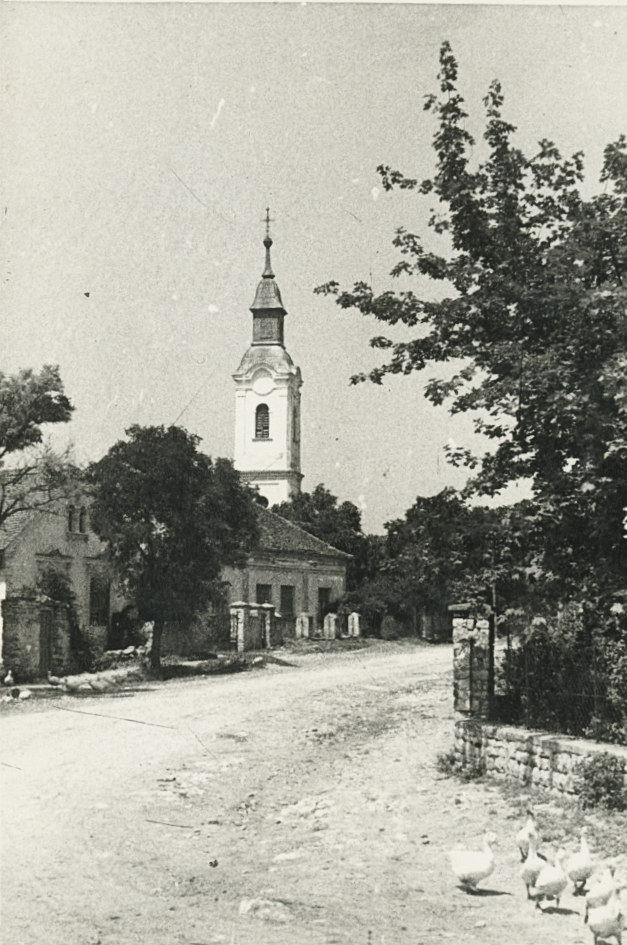 Az alsódörgicsei evangélikus templom