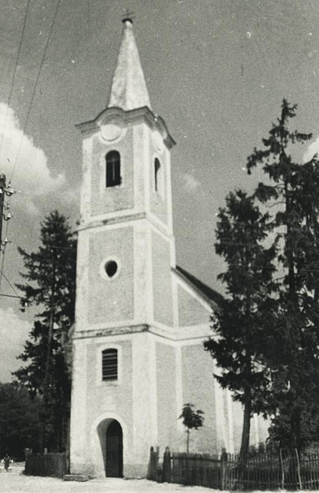 A diszeli római katolikus templom