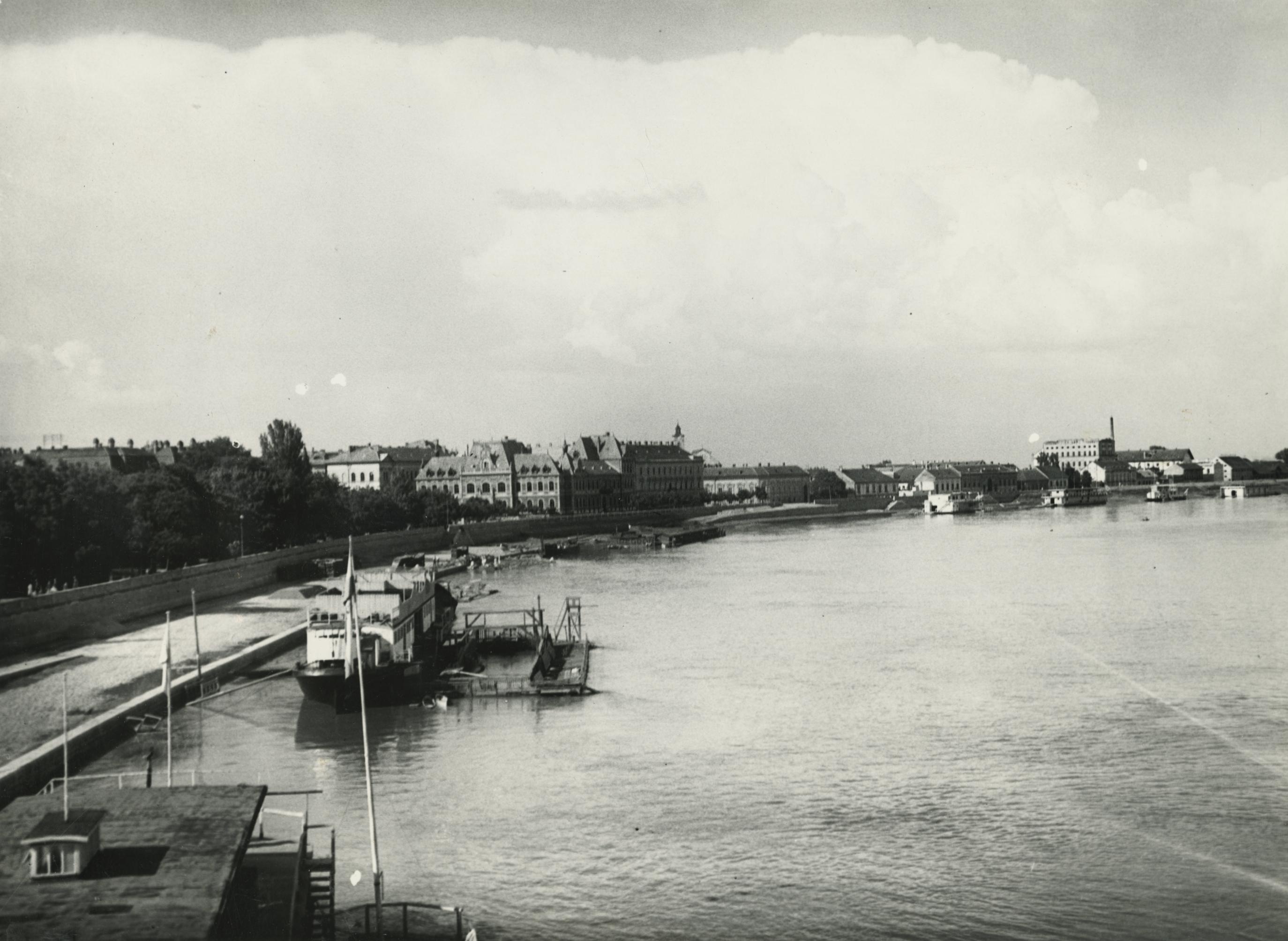 Szeged, Tiszapart