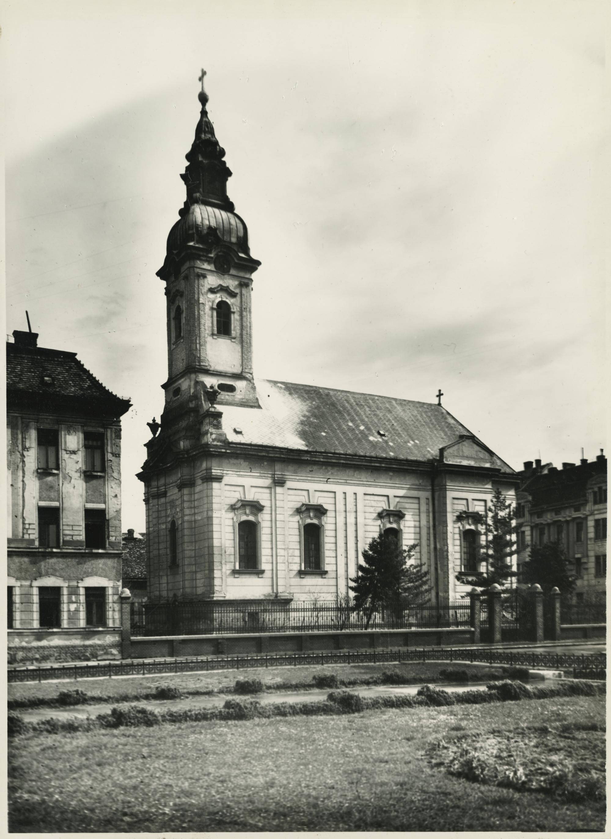 A szegedi Szent Miklós szerb ortodox templom