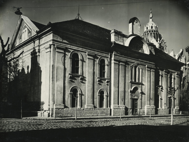 A szegedi Régi zsinagóga