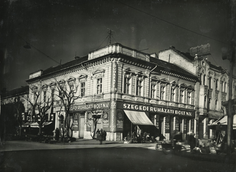 Az egykori Sztálin körút (ma Tisza Lajos körút) 51. számú lakóház