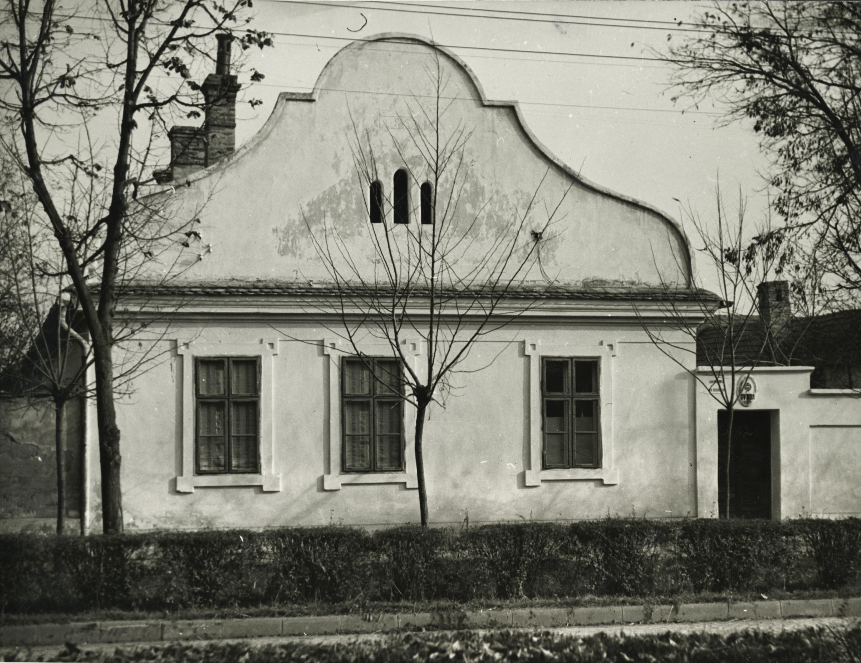 A békési Petőfi Sándor utca 5. szám alatti lakóház