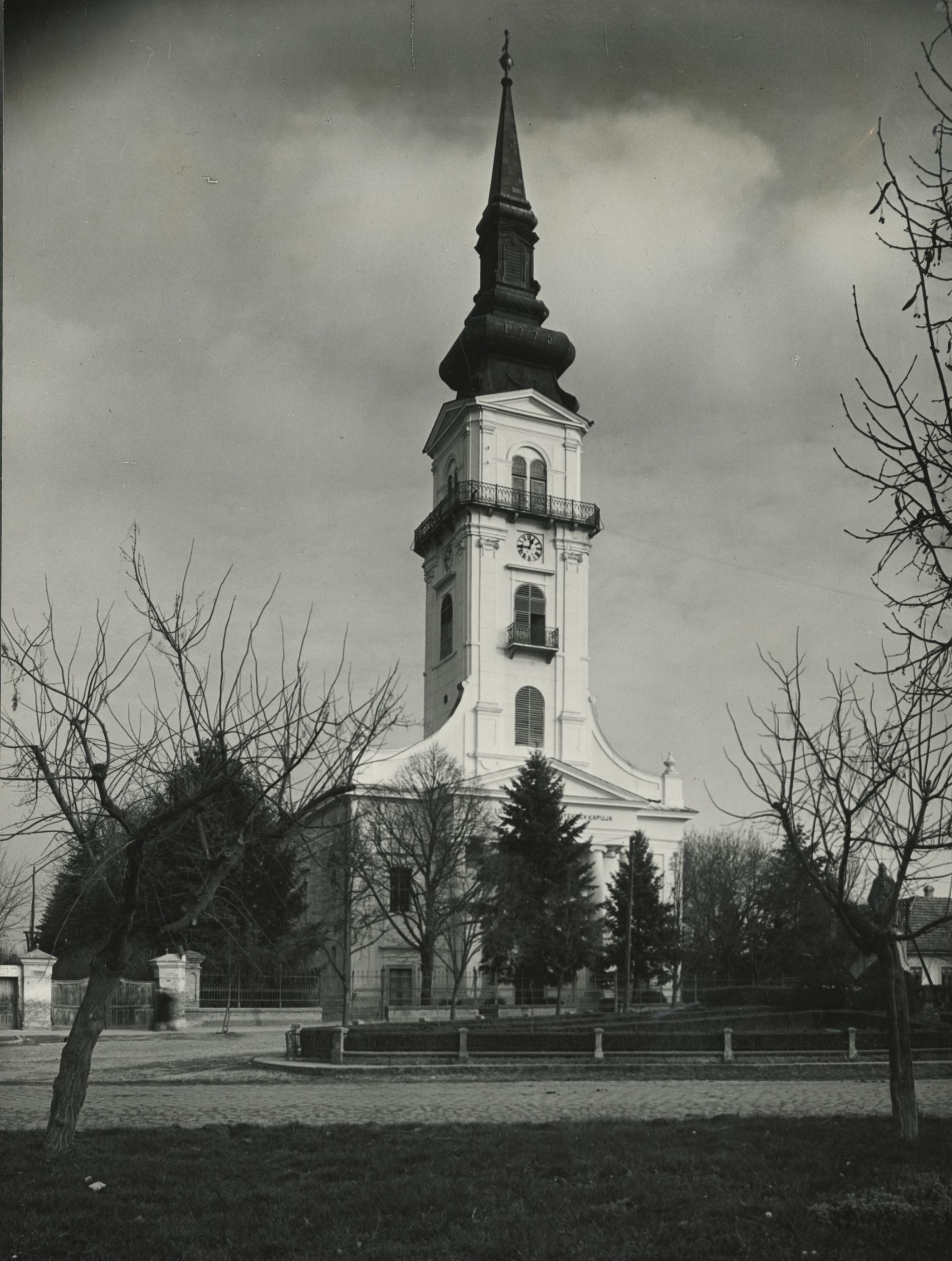 Református templom Békésen